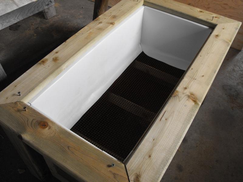 Planter Box Liner Woodchuckcanuck Com