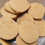 Peanut Butter Shortbread