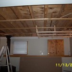 DIY drywall construction