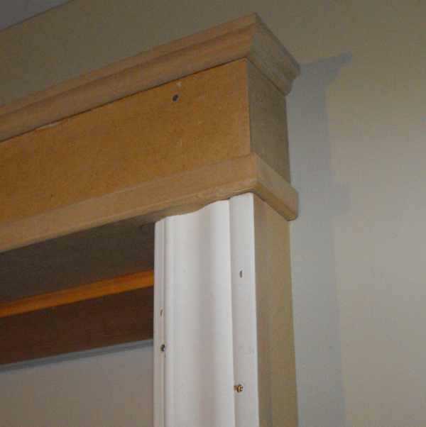 Woodworking and trim work.