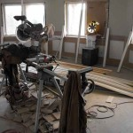 Woodworking and dust control.