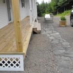 Deck rebuilt