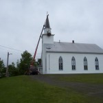 Kings United Church Loch Katrine Nova Scotia