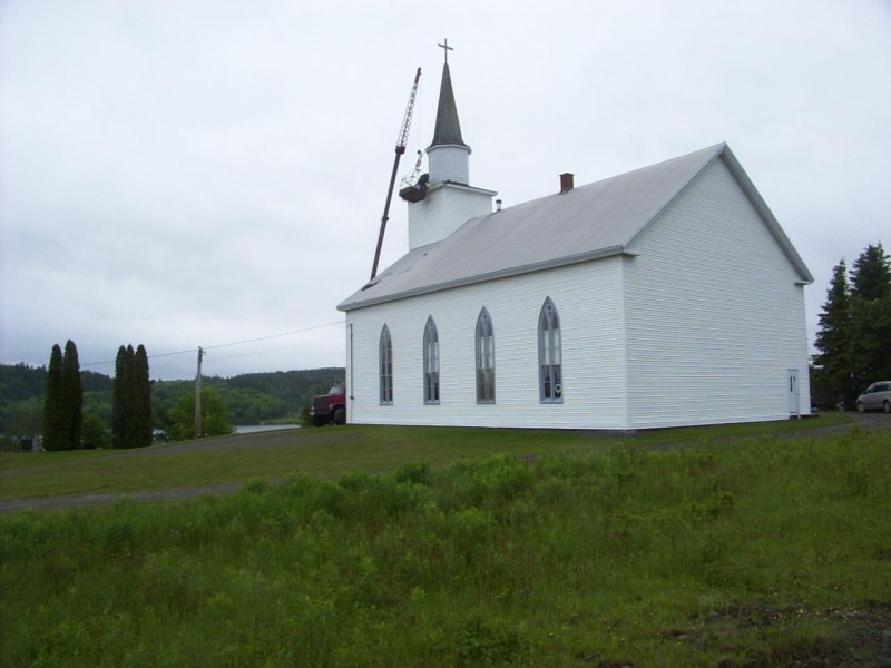Kings United Church, Loch Katrine, Nova Scotia, Canada