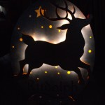 light up Rudolph Reindeer Games