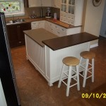 Custom Kitchen Island