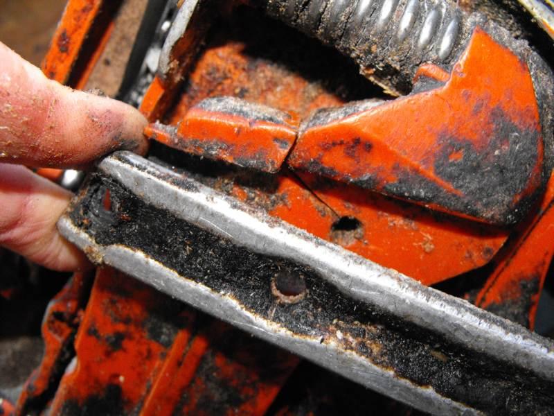 Husqvarna 353G repairs