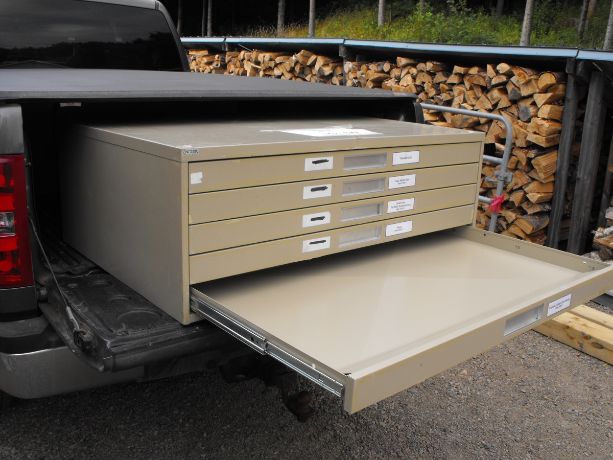 Diy Flat File Cabinet Do It Your Self
