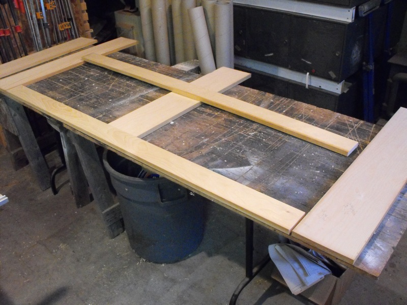 Building a nothing-fancy screen door
