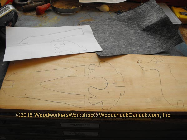 woodworking plans,projects,reindeer