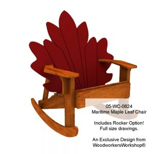 woodworking plans,Adirondack  furniutre,Canadian,Canuck,Canada,outdoor furniture