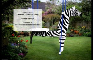 woodworking plans,projects,full size patterns,zebras,childrens toys