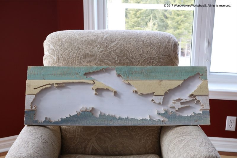 Nova Scotia,wooden maps,scroll sawn,woodworking projects,crafts,Made in Nova Scotia,Made in Canada