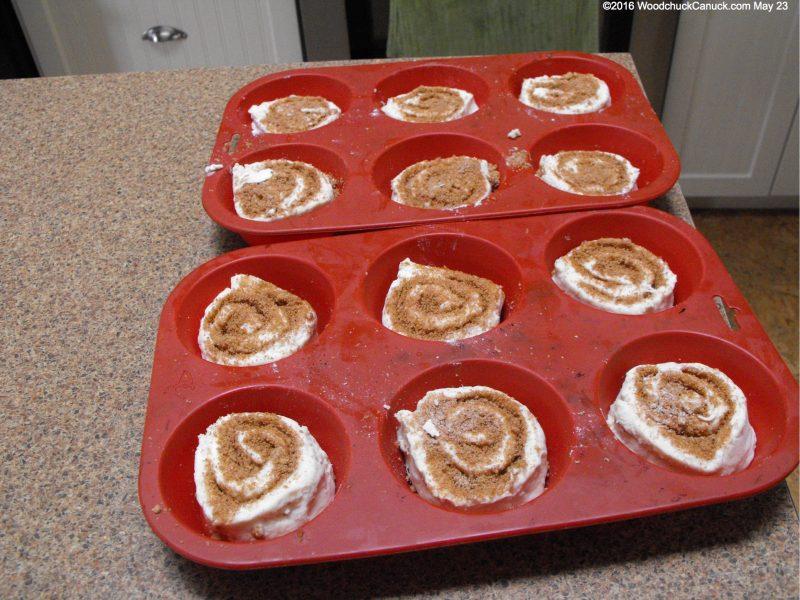 cinnamon rolls,baking