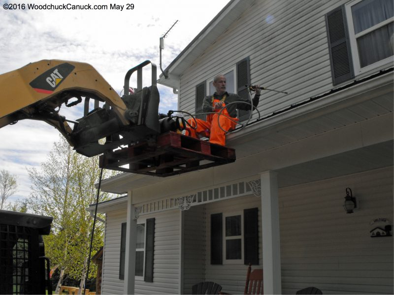 home maintenance,vinyl siding cleanup,mildew