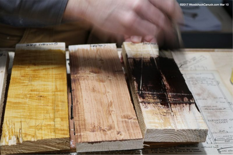 wood stains,woodworking,samples