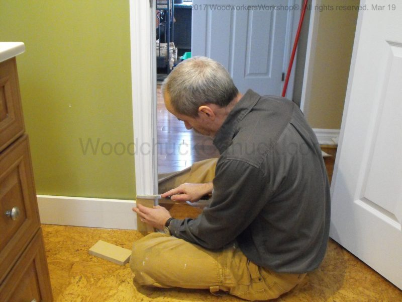 bathroom renovations, trim work, carpentry, farmhouse style