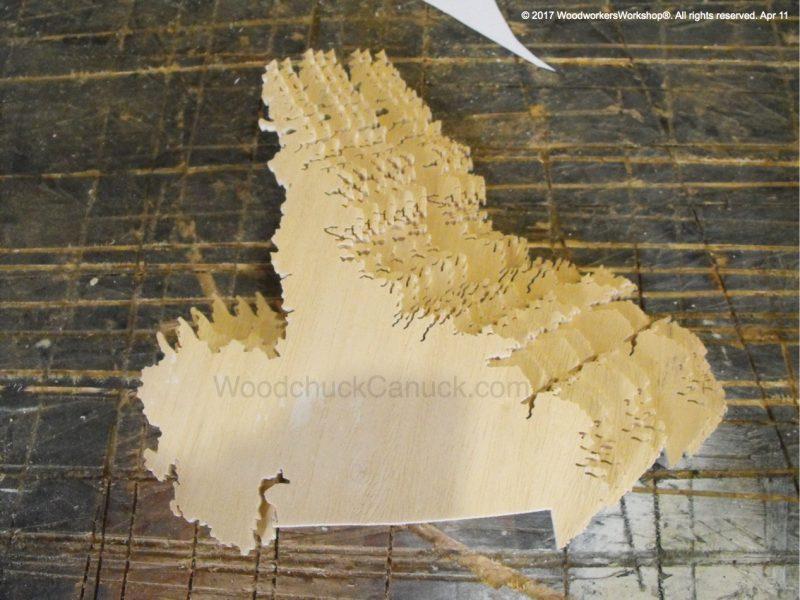 scrollsawing,wood maps