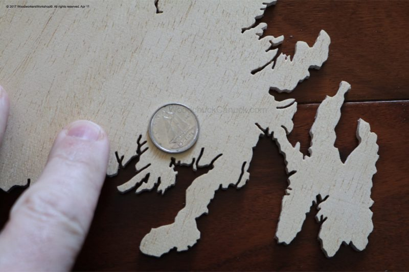 wooden maps,Newfoundland,Maritimes,Atlantic provinces, woodworking