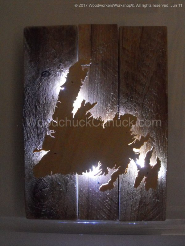 wooden maps,Newfoundland,The Rock,woodworking
