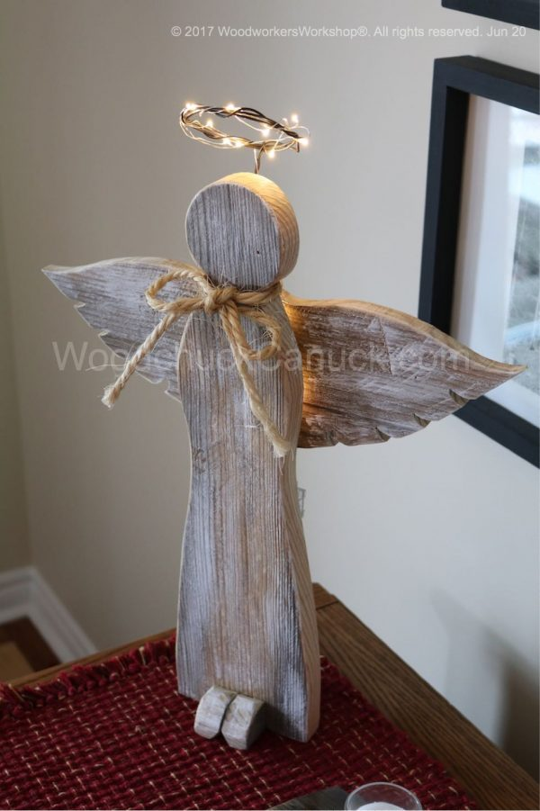 wooden crafts, angels,led lights,Made in Nova Scotia, Made in Canada, Made in the Maritimes