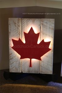 maple leaf flags, hand crafted,Maritime crafts