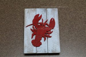 lobster,handcrafted,nautical,made in nova scotia,pallets
