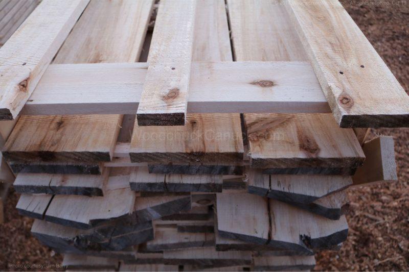 splated lumber,boards,log to lumber,sawmilling