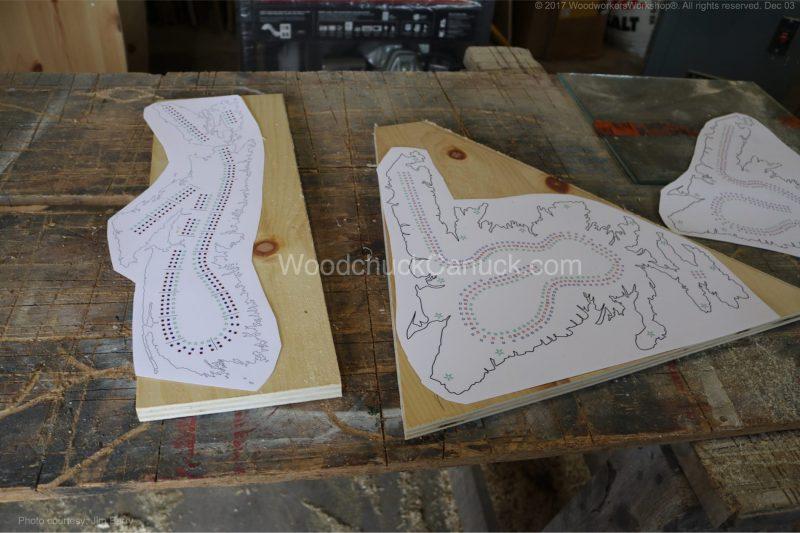 scrollsaw.wood maps,crib boards