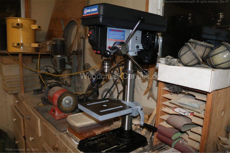 maps,crib boards,drill press