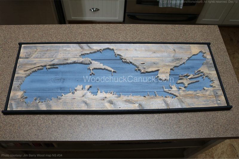ns maps,wooden maps
