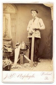 1900 JW Replough, Walnut, PA, USA