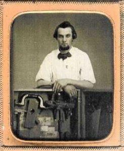 Carpenter cabinet maker