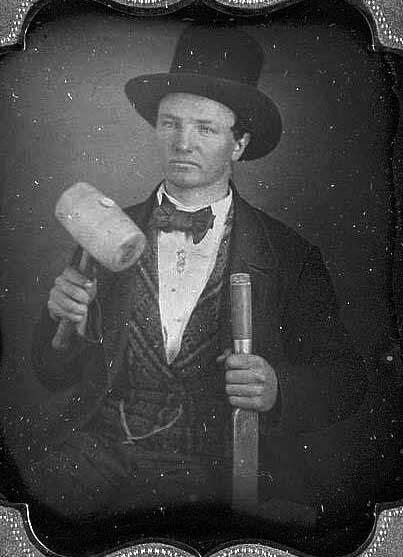 Vintage Carpenter