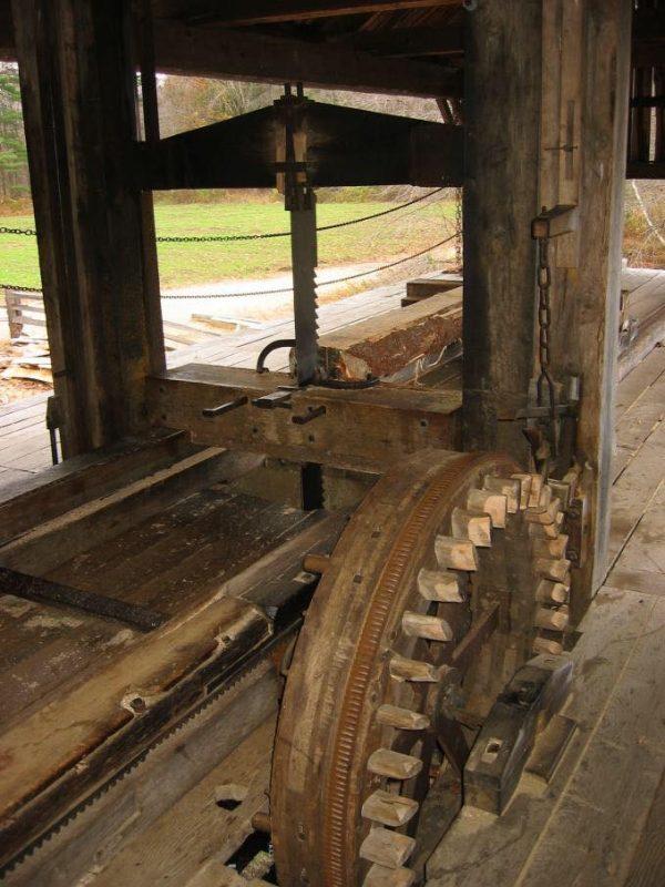 sash saws,saw milling history