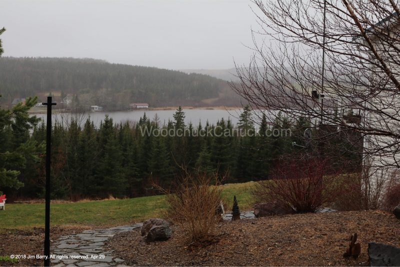 rainy weather,Nova Scotia,Loch Katrine