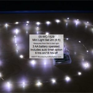 mini lights,fairy lights,string lights,LED Mini Light Set 2 m Cool White with Auto On-Off Timer