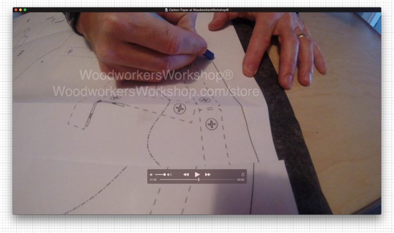 tracing paper,carbon copy paper,woodworking crafts