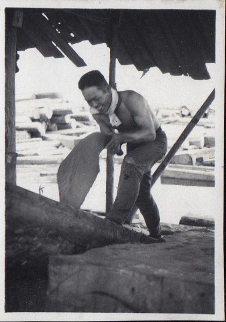 1914 Japan sawyer