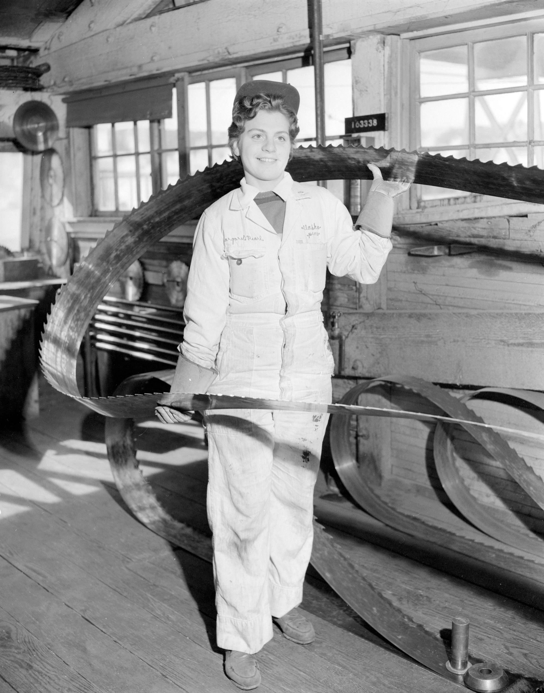 1943 Alaska Pine Lubmer Company