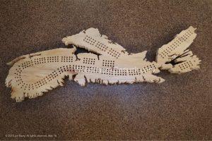 card games,crib boards, wooden maps,scrollsawing,Nova Scotia,Made in Nova Scotia,Maritimes,woodworking