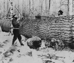 Early logging