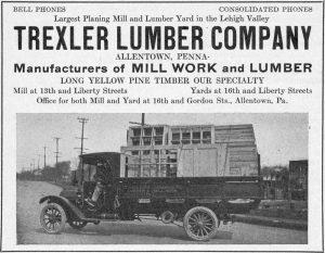 1925 Trexler Lumber Company