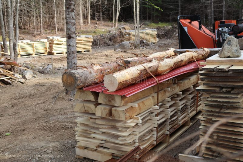 spruce lumber,rough lumber,stud wood,saw milling, Antigonish county,Nova Scotia