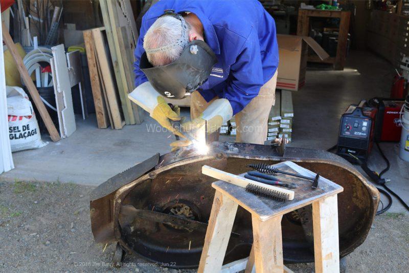 welding,diy,backyard,beginner,Lincoln Electric