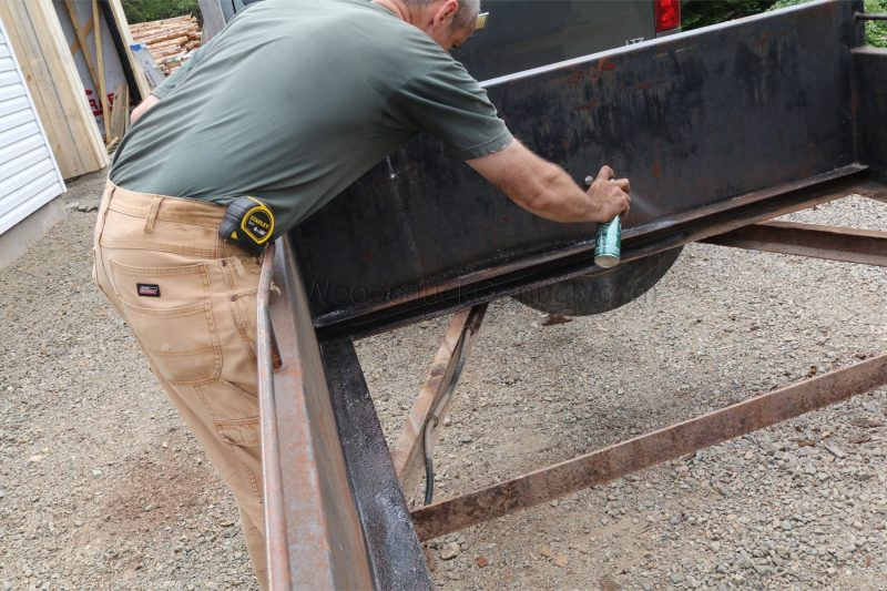 trailer repairs,floorboards,replacing the deck