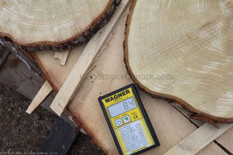 Wagner moisture meters,sugar maple wood cookies,wood slices,Nova Scotia,discs.