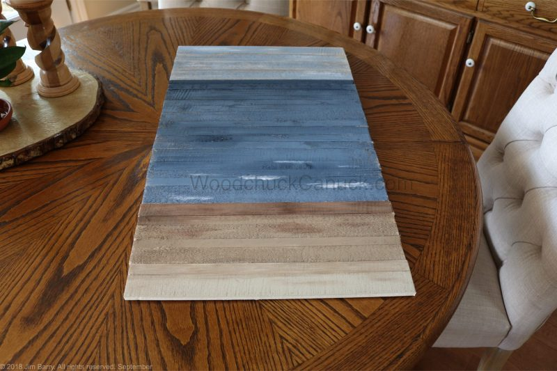 DIY wall art,beach art,painting beach art