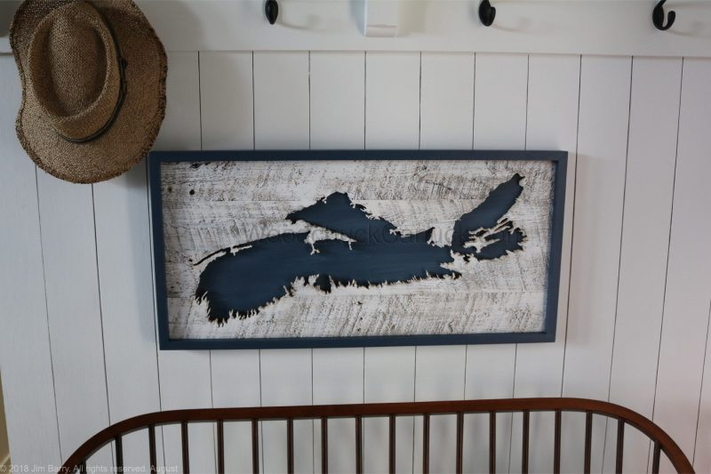 hand crafted,wood maps,crafts,Nova Scotia