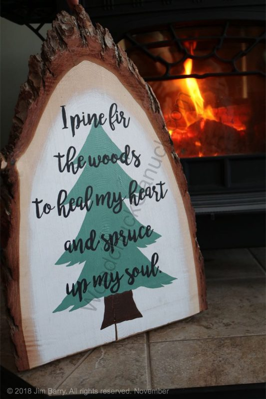 wooden signs, hand painted, hand crafted, made in Nova Scotia, Antigonish County